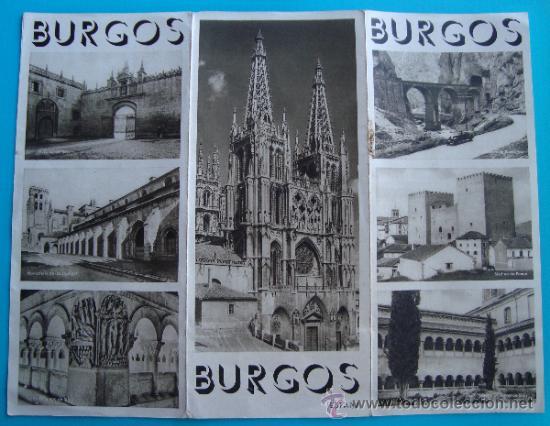 Folletos de turismo: LOTE DE 13 PUBLICACIONES LUGARES DE ESPAÑA AÑOS 50, DIRECCION GENERAL DE TURISMO - Foto 14 - 39042739
