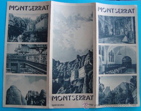 Folletos de turismo: LOTE DE 13 PUBLICACIONES LUGARES DE ESPAÑA AÑOS 50, DIRECCION GENERAL DE TURISMO - Foto 16 - 39042739