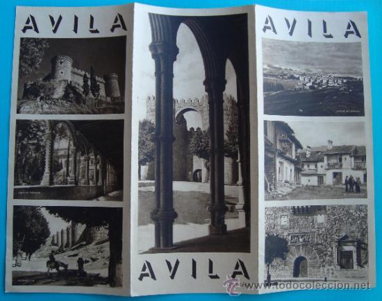 Folletos de turismo: LOTE DE 13 PUBLICACIONES LUGARES DE ESPAÑA AÑOS 50, DIRECCION GENERAL DE TURISMO - Foto 18 - 39042739