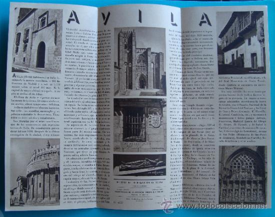 Folletos de turismo: LOTE DE 13 PUBLICACIONES LUGARES DE ESPAÑA AÑOS 50, DIRECCION GENERAL DE TURISMO - Foto 19 - 39042739
