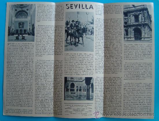 Folletos de turismo: LOTE DE 13 PUBLICACIONES LUGARES DE ESPAÑA AÑOS 50, DIRECCION GENERAL DE TURISMO - Foto 21 - 39042739