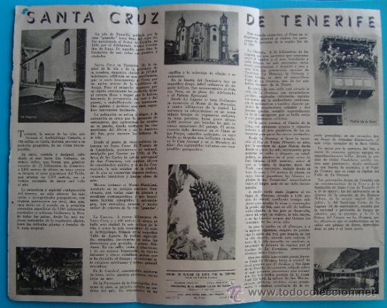 Folletos de turismo: LOTE DE 13 PUBLICACIONES LUGARES DE ESPAÑA AÑOS 50, DIRECCION GENERAL DE TURISMO - Foto 25 - 39042739