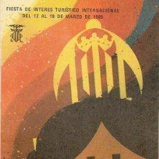 Folletos de turismo: FALLAS DE VALENCIA 1980 PROGRAMA OFICIAL DE FESTEJOS - ORIGINAL. Lote 39090074