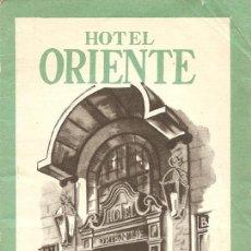 Folletos de turismo: FOLLETO TURÍSTICO BARCELONA, PLANO TURÍSTICO, CINES Y TEATROS, DESPLEGABLE, AÑOS 50/60. Lote 39570706