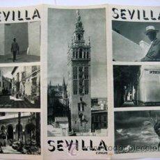 Folletos de turismo: FOLLETO TURISMO : SEVILLA. Lote 40529702