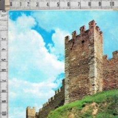 Folletos de turismo: FOLLETO TURISTICO MONTBLANC TARRAGONA-1984.. Lote 41323664