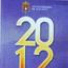 Folletos de turismo: HOGUERAS ALICANTE PEGATINA FOGUERES DE SANT JOAN 2012-20X6 CM. Lote 41331766