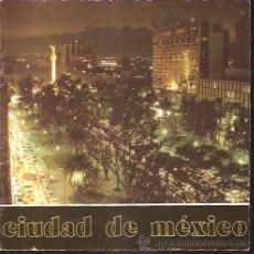 Folletos de turismo: CIUDAD DE MÉXICO . Lote 41343074