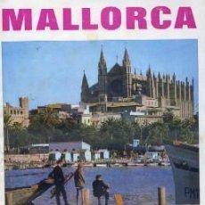 Foglietti di turismo: MALLORCA. EXCURSIONES. A-FOTUR-0290. Lote 41530059