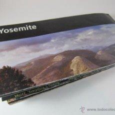 Folletos de turismo: FOLLETO PARQUE NATURAL YOSEMITE, CALIFORNIA.. Lote 41729699
