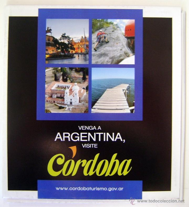 argentina, córdoba. desplegable turístico grand - Comprar Folletos ...