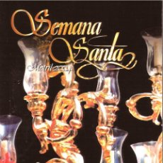 Folletos de turismo: SEMANA SANTA MOTRIL 2004 ITINERARIO. Lote 43361846