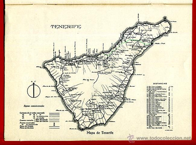 Folletos de turismo: FOLLETO JARDIN DE ACLIMATACION DE LA OROTAVA , TENERIFE ,CANARIAS ,ORIGINAL ,BO - Foto 4 - 43584833
