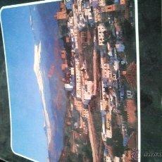 Folletos de turismo: VER Y COMPRENDER GRANADA 100 PAGINAS CON FOTOGRAFIAS A COLOR MAS PLANO. Lote 44007055