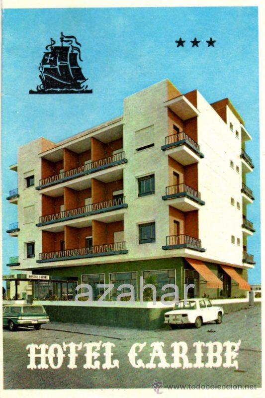 rota cadiz aos 60 folleto diptico hotel car  Comprar Folletos