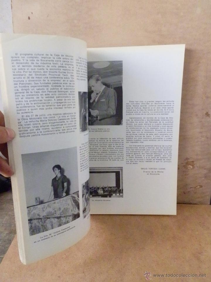 Folletos de turismo: BOCAIRENTE - 1968 - LIBRO FIESTAS MOROS Y CRISTIANOS - Ver fotos - Foto 2 - 45115901