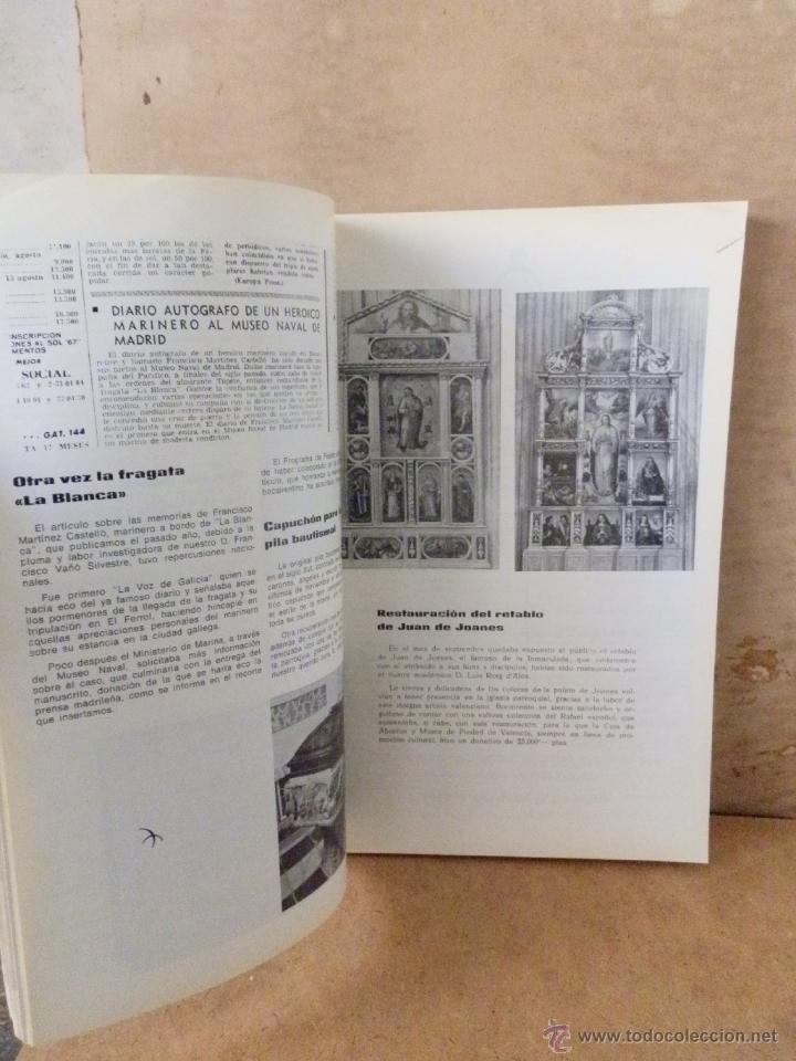 Folletos de turismo: BOCAIRENTE - 1968 - LIBRO FIESTAS MOROS Y CRISTIANOS - Ver fotos - Foto 3 - 45115901
