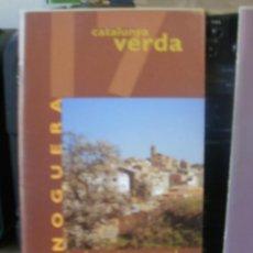 Folletos de turismo: LA VANGUARDIA CATALUNYA VERDA NUMERO 17 --REFM1E4. Lote 45183088