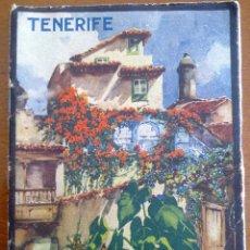 Folletos de turismo: TENERIFE. Lote 45216915