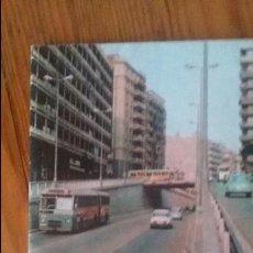 Folletos de turismo: GUIA OFICIAL TRANSPORTES BARCELONA 1971. Lote 46448373