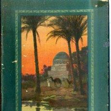 Folletos de turismo: EGIPTO - CON FOTOGRAFÍAS DE ASSUAN (C. 1900). Lote 48655916