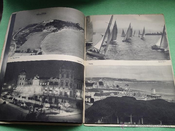 Folletos de turismo: Precioso folleto Santander y su provincia original años 30-40 publicidad turismo Cantabria Altamira - Foto 3 - 50269524
