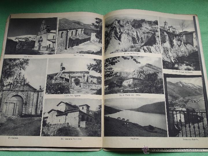 Folletos de turismo: Precioso folleto Santander y su provincia original años 30-40 publicidad turismo Cantabria Altamira - Foto 4 - 50269524