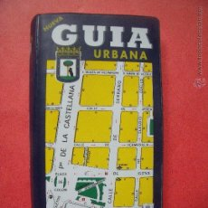 Folletos de turismo: MADRID.-NUEVA GUIA URBANA.-GUIA URBANA DE MADRID.-AÑO 2002.. Lote 50653182