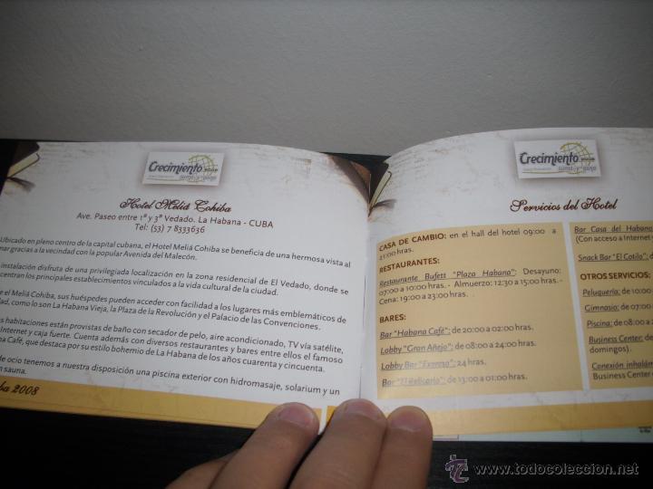 Folletos de turismo: CUBA 2008 CUADERNO DE VIAJE RENAULT - Foto 5 - 51079397