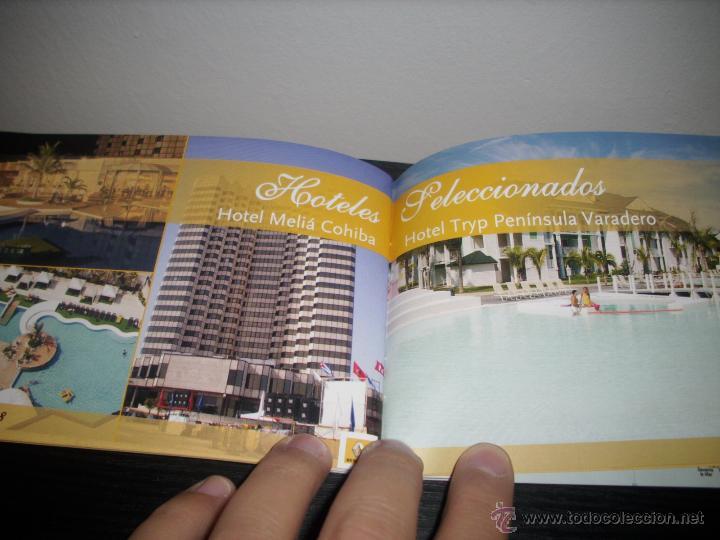 Folletos de turismo: CUBA 2008 CUADERNO DE VIAJE RENAULT - Foto 6 - 51079397