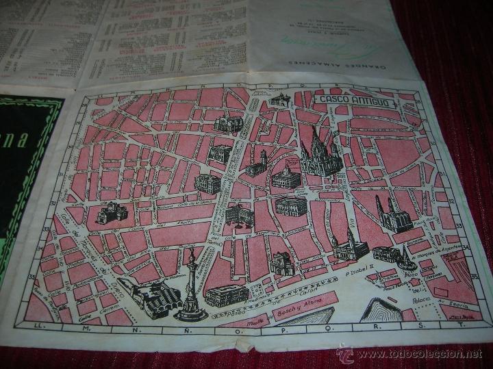 Folletos de turismo: Plano guia de Barcelona - Foto 3 - 51649459