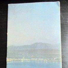 Folletos de turismo: PLANO TURISTICO SAN SEBASTIAN DONOSTIA 1955. Lote 52972339