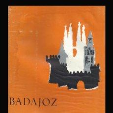 Folletos de turismo: BADAJOZ - LA ESPAÑA DE CADA PROVINCIA - PUBLICACIONES ESPAÑOLAS 1965 - EUSEBIO GARCIA LUENGO. Lote 53399766