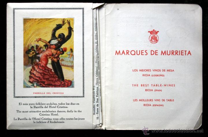 Folletos de turismo: SEVILLA ARTISTICA - PLANO TURISTICO - con descripción de sus monumentos y con Publicidad - Foto 3 - 53889794