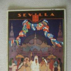 Folletos de turismo: SEVILLA.EXPOSICION IBEROAMERICANA AÑO 1929.-379. Lote 54161121