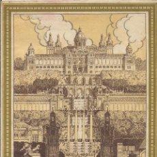 Folletos de turismo: EXPOSICIÓN INTERNACIONAL BARCELONA 1929. Lote 54953718