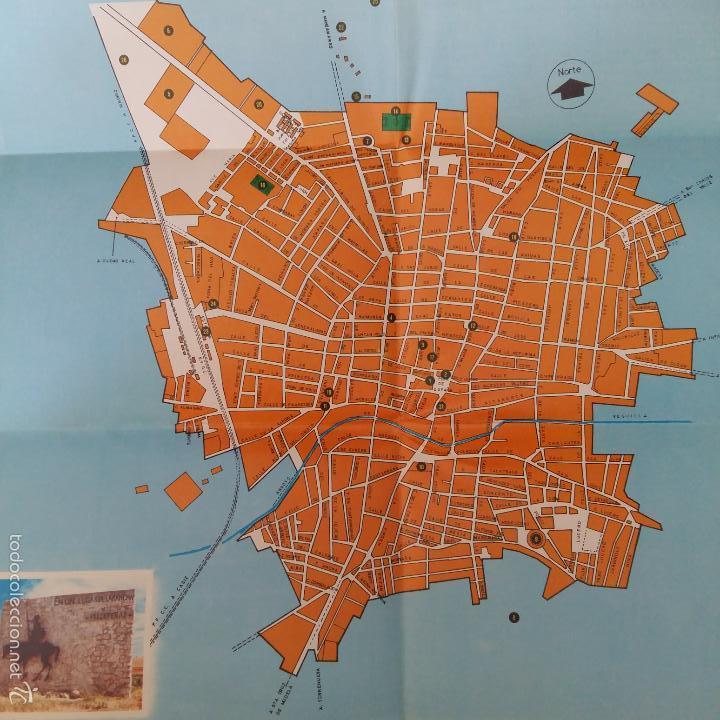 Mapa guia tur stico de valdepe as y su entorno comprar - Plano de valdepenas ...