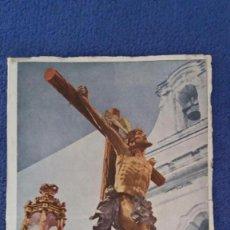 Folletos de turismo: SEMANA SANTA SEVILLA 1957 / HORARIO E ITINERARIO OFICIAL DE LAS COFRADÍAS.... Lote 56160679