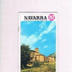Folletos de turismo: SAN EULOGIO DE CÓRDOBA 262 TEMAS DE CULTURA POPULAR DIPUTACIÓN FORAL DE NAVARRA 1976. Lote 56248341