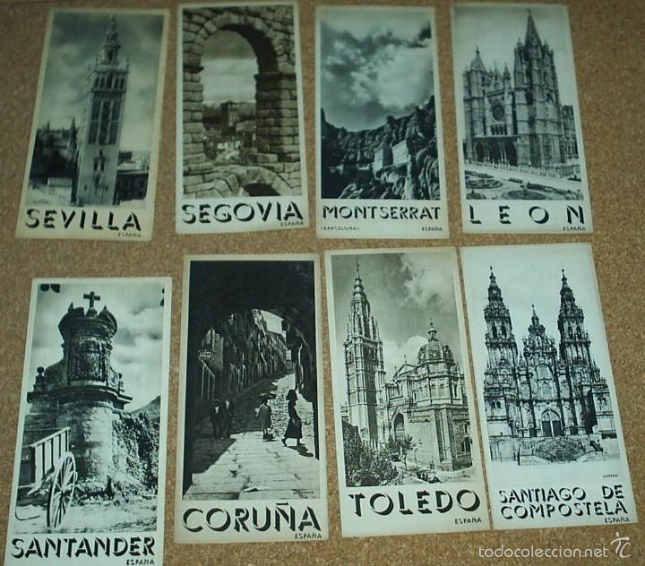 LOTE DE 8 FOLLETOS DE TURISMO DE LA REPUBLICA - SON TRIPTICOS EN MUY BUEN ESTADO- VER FOTOS LEER (Coleccionismo - Folletos de Turismo)