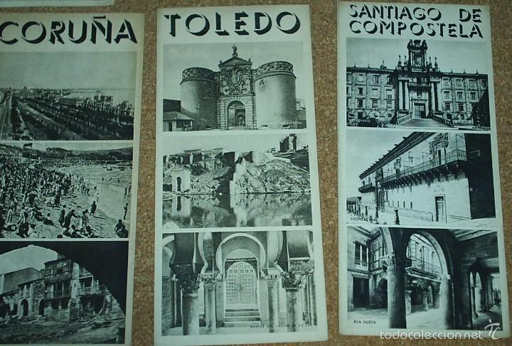 Folletos de turismo: LOTE DE 8 FOLLETOS DE TURISMO DE LA REPUBLICA - SON TRIPTICOS EN MUY BUEN ESTADO- VER FOTOS LEER - Foto 3 - 56600335