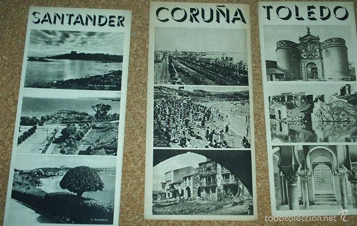 Folletos de turismo: LOTE DE 8 FOLLETOS DE TURISMO DE LA REPUBLICA - SON TRIPTICOS EN MUY BUEN ESTADO- VER FOTOS LEER - Foto 4 - 56600335