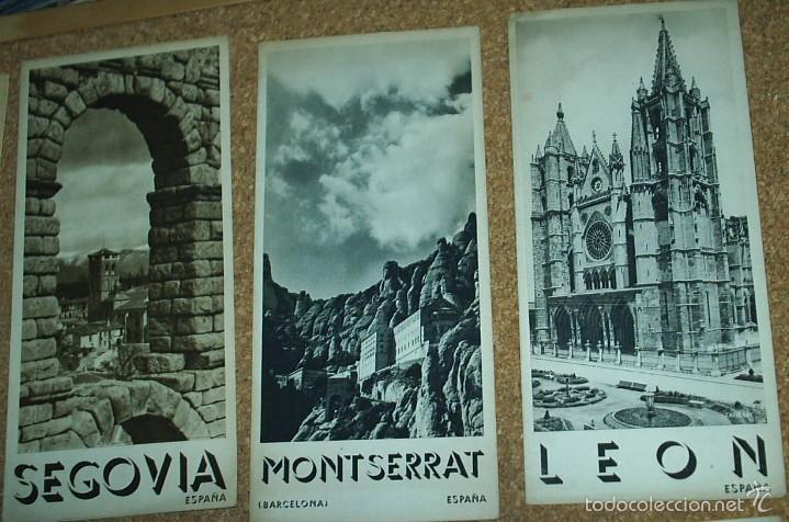 Folletos de turismo: LOTE DE 8 FOLLETOS DE TURISMO DE LA REPUBLICA - SON TRIPTICOS EN MUY BUEN ESTADO- VER FOTOS LEER - Foto 8 - 56600335