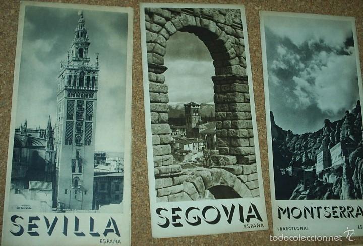 Folletos de turismo: LOTE DE 8 FOLLETOS DE TURISMO DE LA REPUBLICA - SON TRIPTICOS EN MUY BUEN ESTADO- VER FOTOS LEER - Foto 9 - 56600335