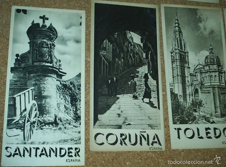 Folletos de turismo: LOTE DE 8 FOLLETOS DE TURISMO DE LA REPUBLICA - SON TRIPTICOS EN MUY BUEN ESTADO- VER FOTOS LEER - Foto 10 - 56600335