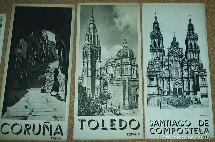 Folletos de turismo: LOTE DE 8 FOLLETOS DE TURISMO DE LA REPUBLICA - SON TRIPTICOS EN MUY BUEN ESTADO- VER FOTOS LEER - Foto 11 - 56600335