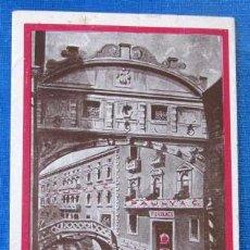 Folletos de turismo: PAULY & C. VENEZIA. VIDRIO SOPLADO. MURANO. VENECIA. ITALIA, S/F. Lote 57181479