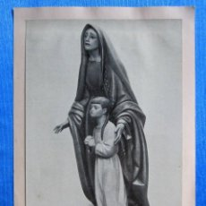 Folletos de turismo: DETALLE DEL NUEVO PASO. REAL HERMANDAD DEL JESUS NAZARENO, TARRAGONA, PROGRAMA DE ACTOS, 1961.. Lote 57615361