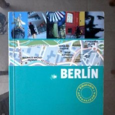 Folletos de turismo: BERLÍN - PLANO GUÍA - 2006. Lote 58064068