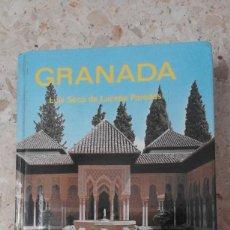 Folletos de turismo: VENDO GUIA DE VIAJE TURÍSTICA DE GRANADA EN CASTELLANO. EN BUEN ESTADO INCLUYE PROGRAMA DE CONCIERTO. Lote 58245757